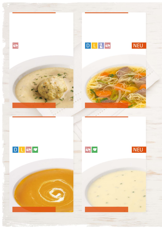 Essen auf Raedern Speisekarte 2018 GOURMET